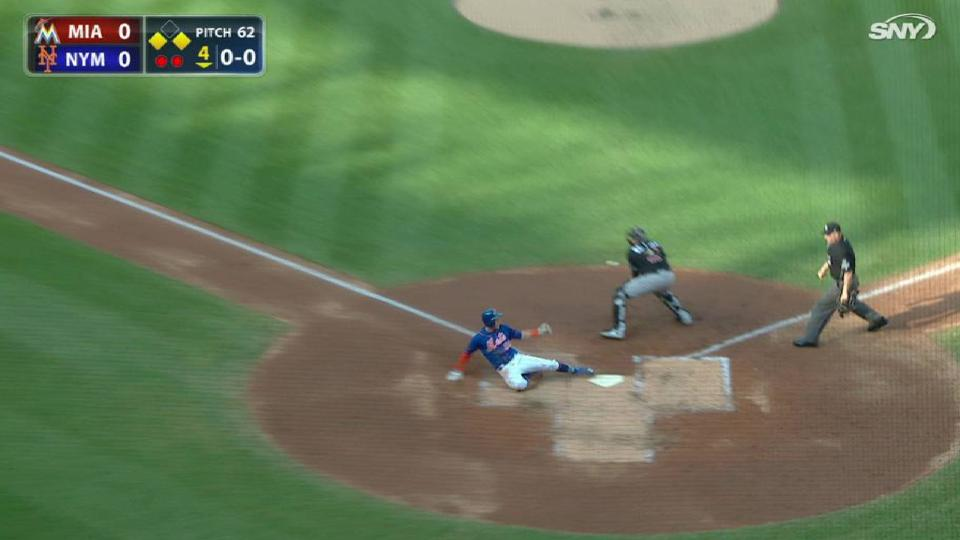 Frazier's RBI double to left
