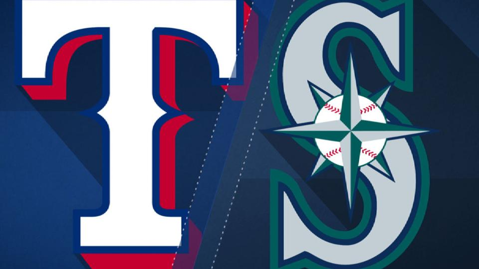 Recap: SEA 3, TEX 1