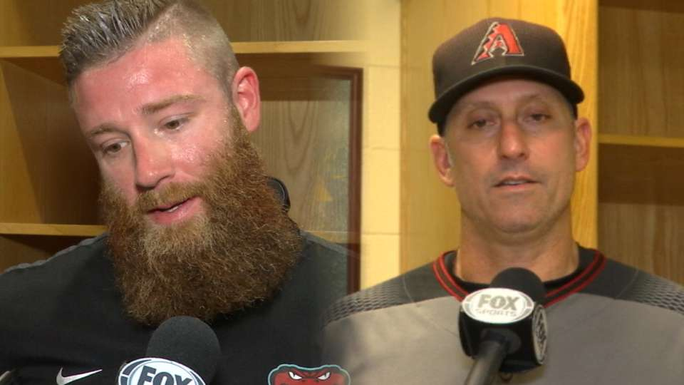 Lovullo, Bradley on 2018 season