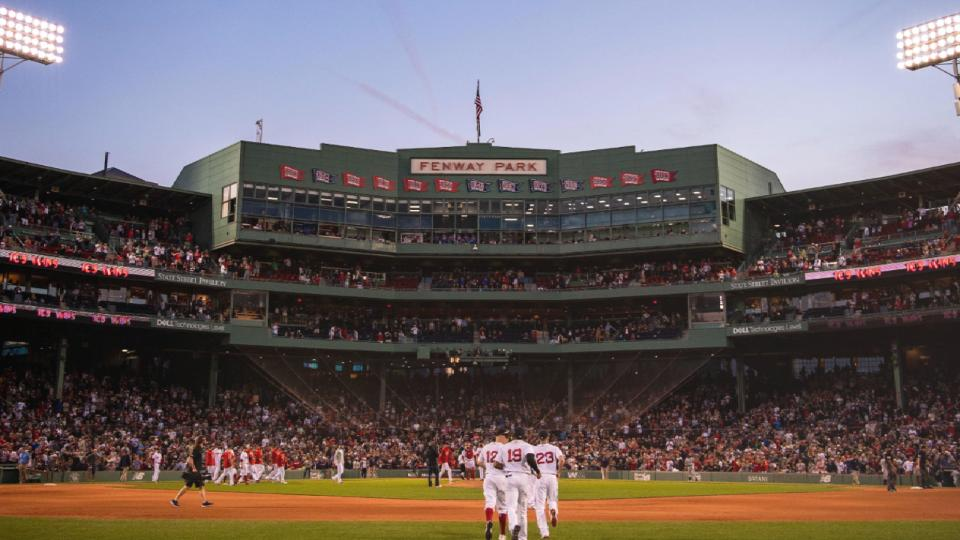 Red Sox Top Shots: Homestand 12