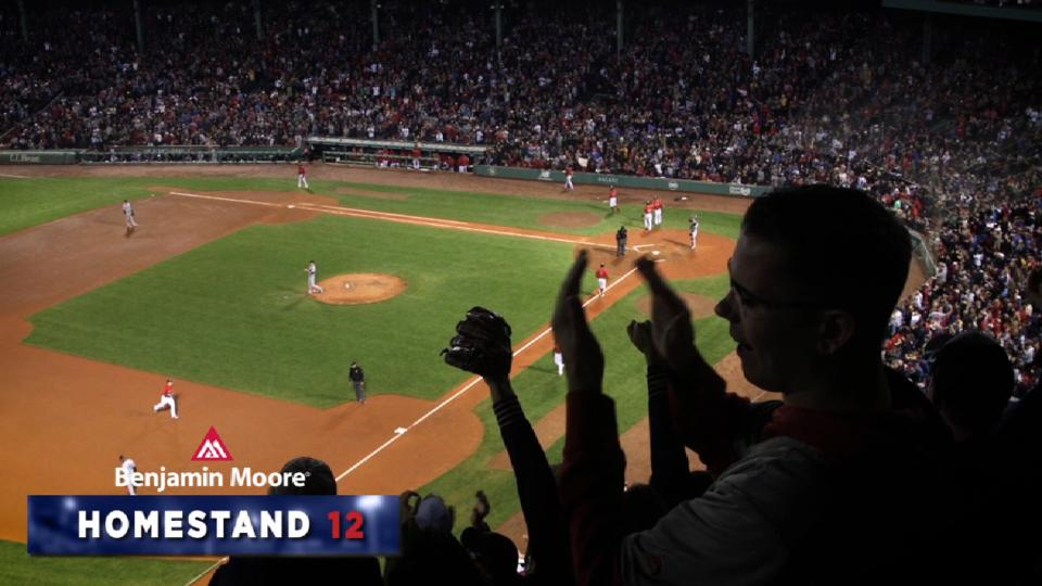 Highlights from Homestand 12