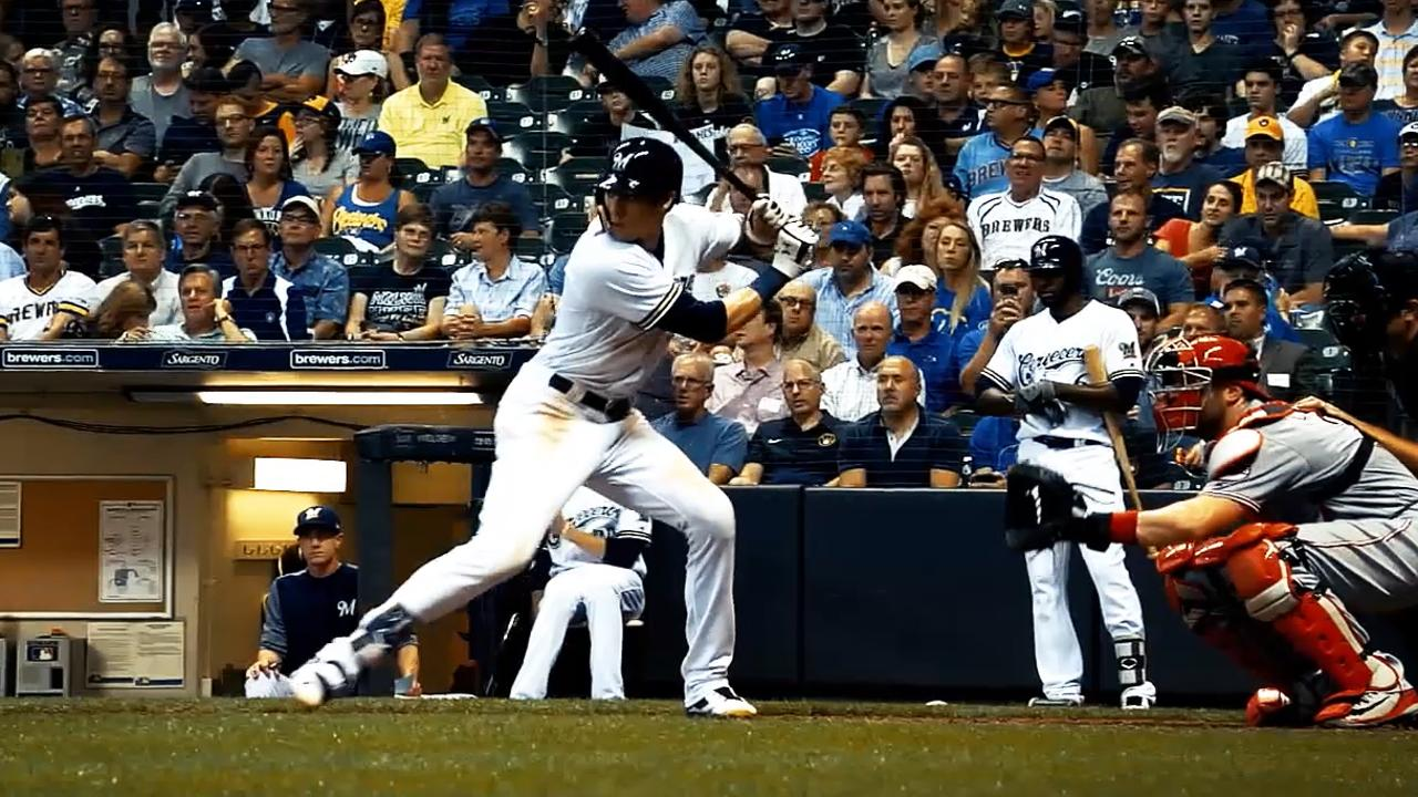 Player of the Month: Yelich