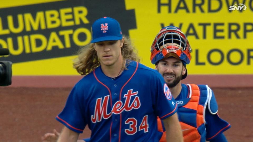 Carry The Freight: Syndergaard