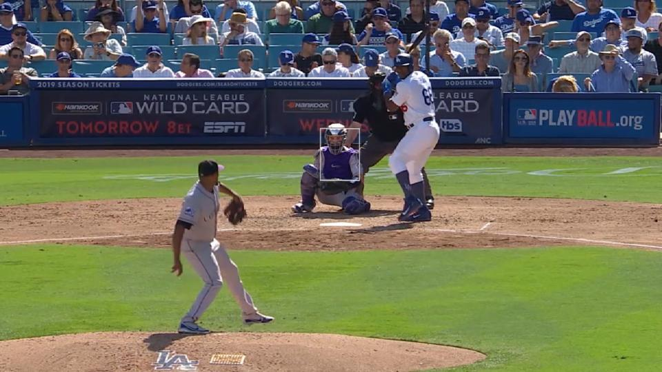 Dodgers' Game 163 win