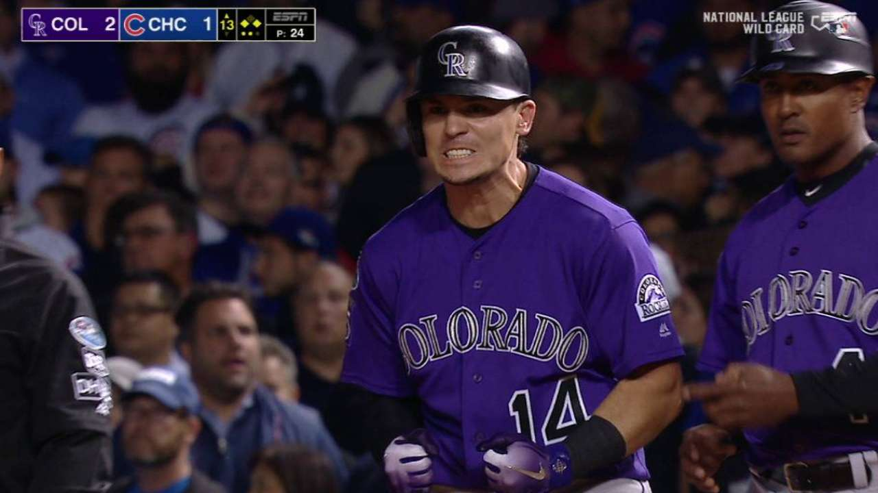 Image result for tony wolters game winning hit
