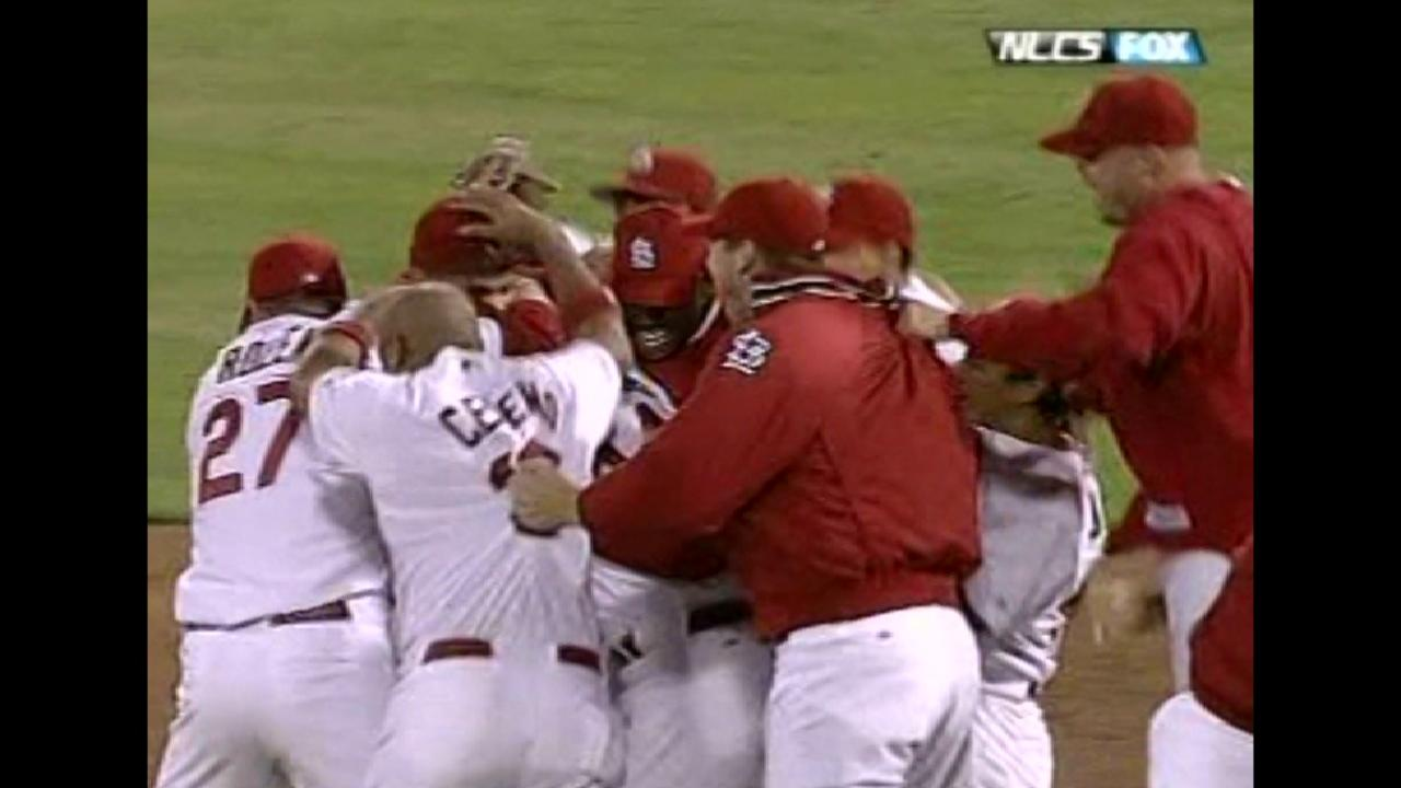 2004 NLCS Between Cardinals Astros Among Best