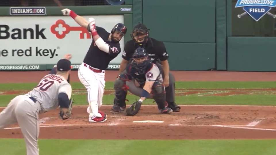 MLB Tonight: Astros vs. Indians