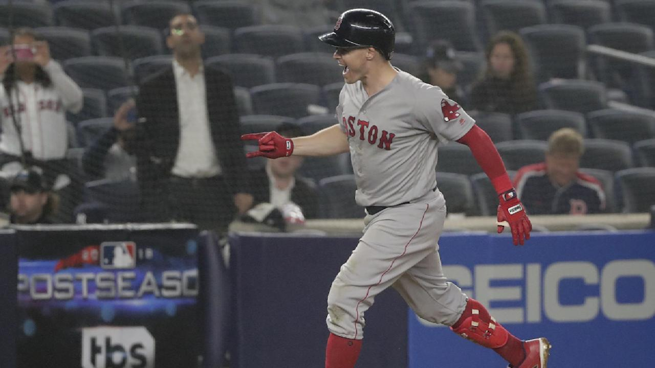 Red Sox Yankees Game 4 Lineups And Bullpens 72 Nova Wiring Harness Cora On Holts Historic Cycle