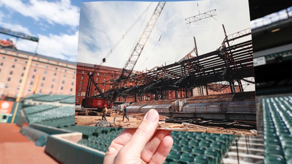 Photo Throwback: Building OPACY