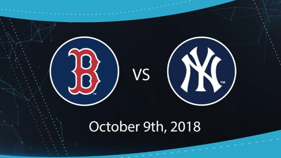 10/9/18: BOS vs. NYY Highlights
