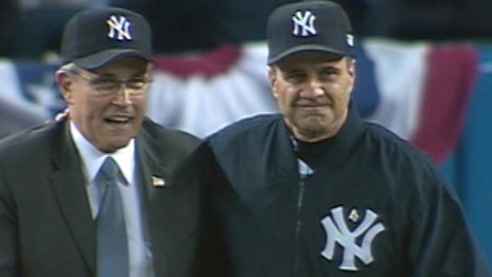 Yankees advance to 01 ALCS