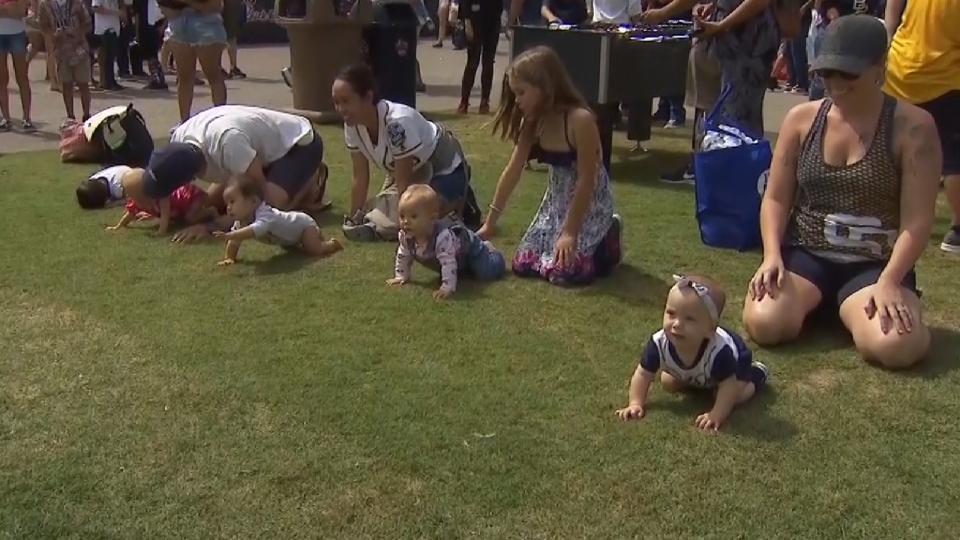 9/30/18: Baby Races