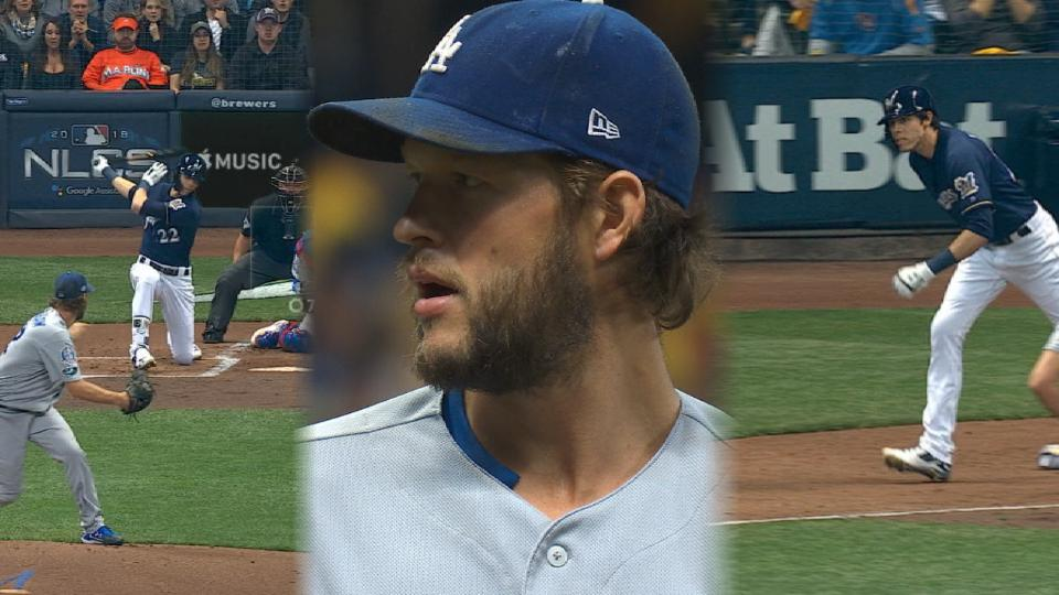 Kershaw vs. Yelich in Game 1