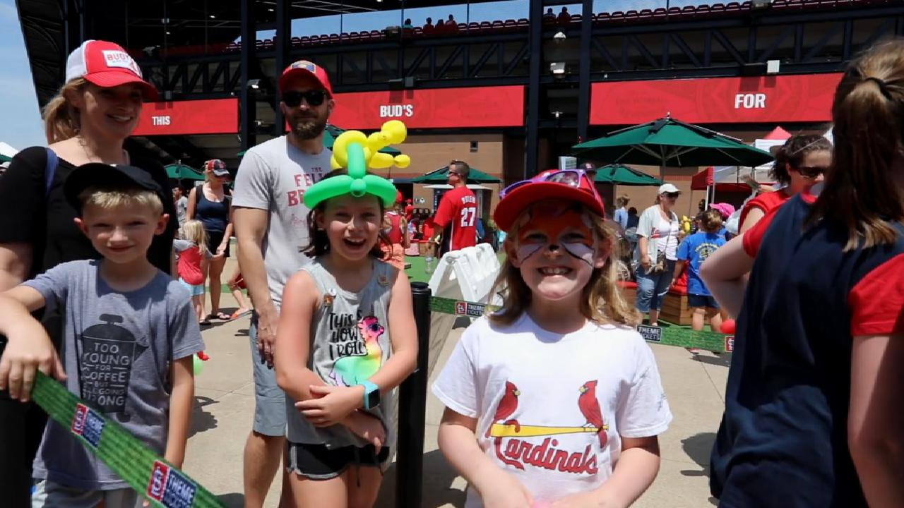 2709a50e723 Contact Corporate Sales · View 2018 Theme Nights. Kids Day Out at Busch  Stadium