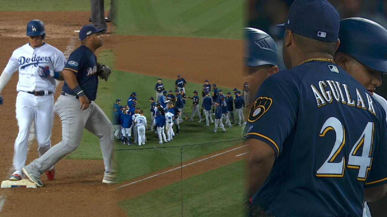 Tempers flare in Los Angeles