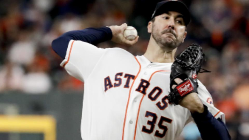 Verlander lanza 6 vs. Boston