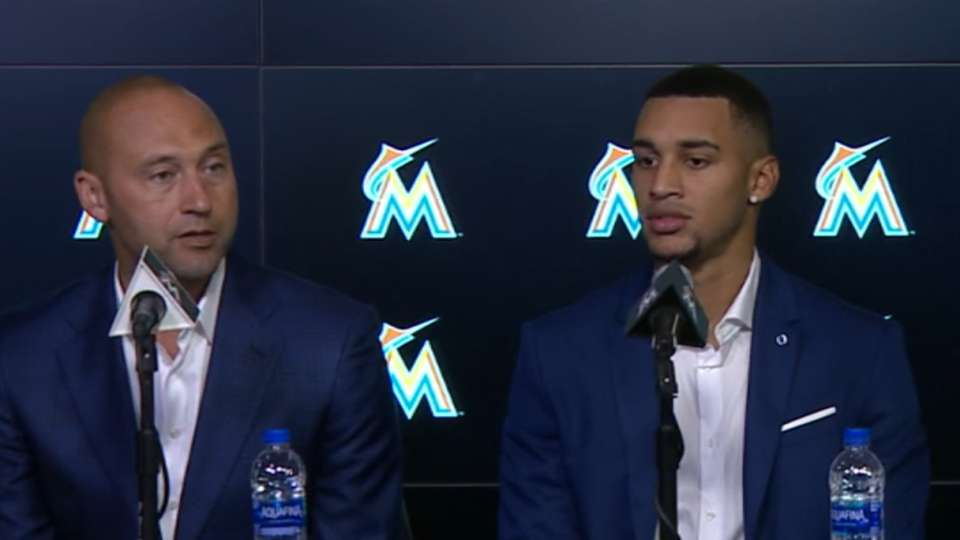 Jeter on signing Mesa brothers