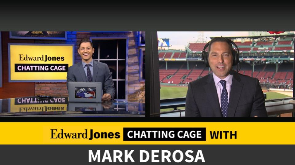 Chatting Cage: Mark DeRosa
