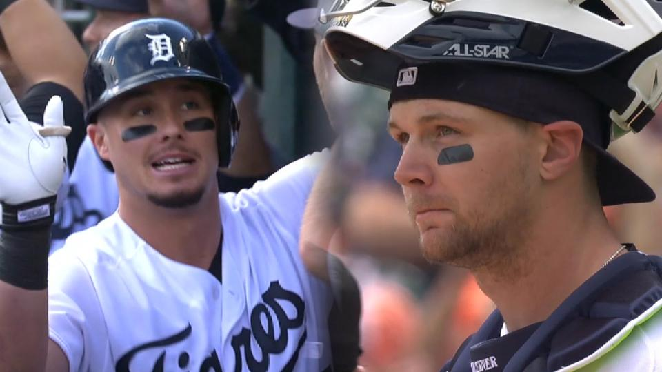 Beck on Tigers' catchers