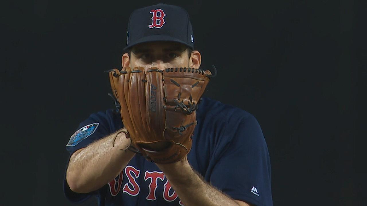Eovaldi's 6-plus stellar innings