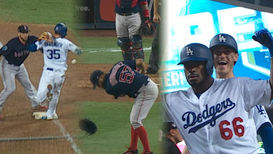 Must C: Puig homers after error