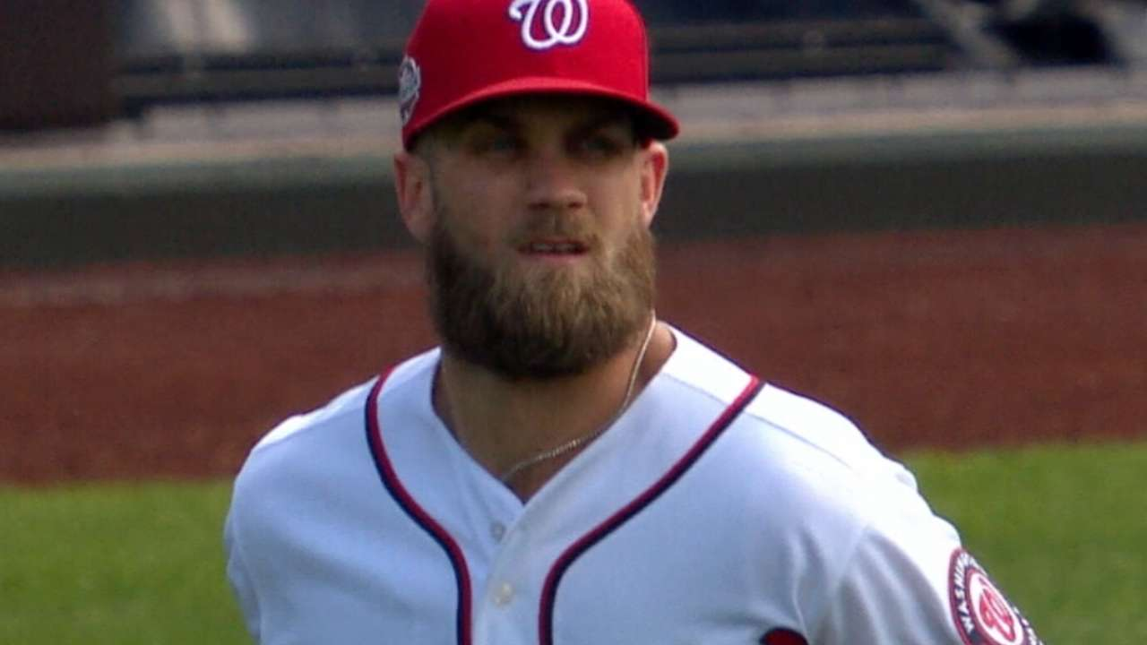 Bryce Harper should sign one-year deal | MLB.com