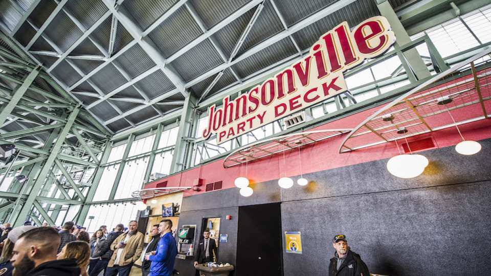 Johnsonville Party Deck