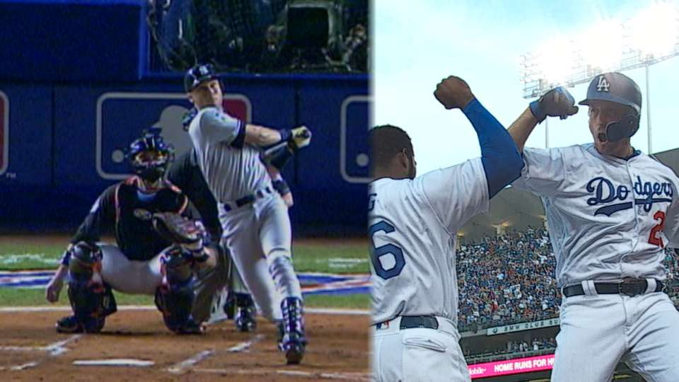 Jeter, Freese clutch in WS