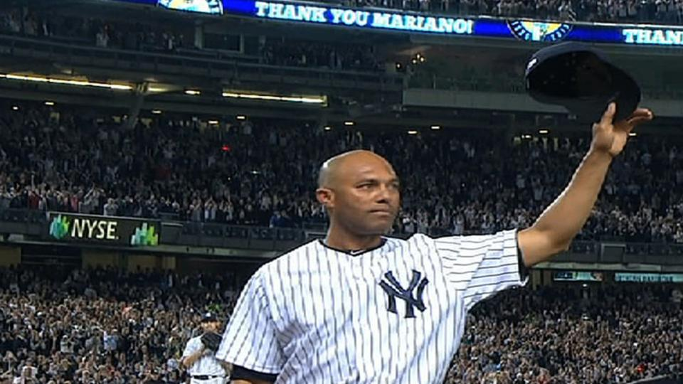 Yankees: Mariano Rivera, No. 42