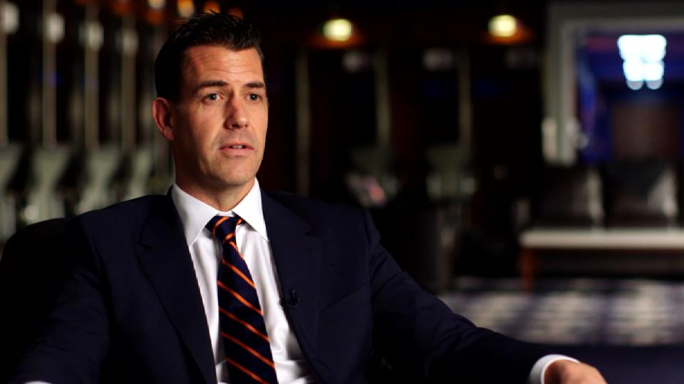 GM Van Wagenen talks future