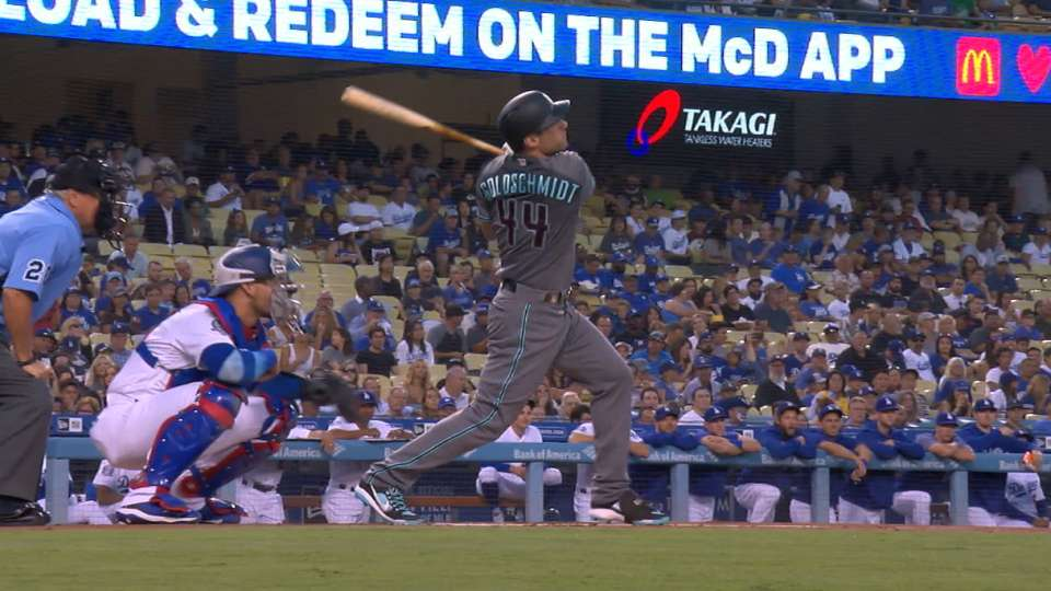 Goldy's future with D-backs