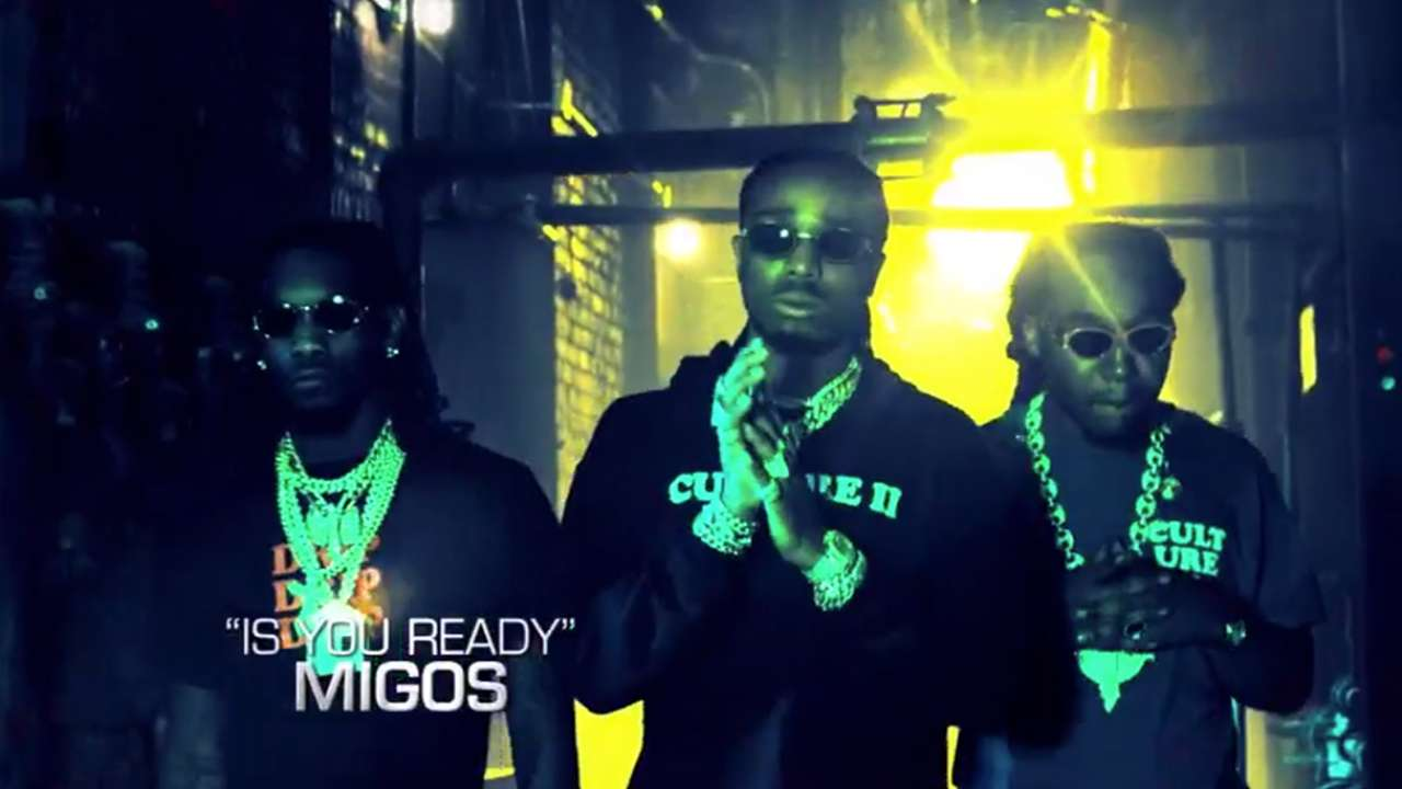 Watch Migos 'Is You Ready' New Music Video
