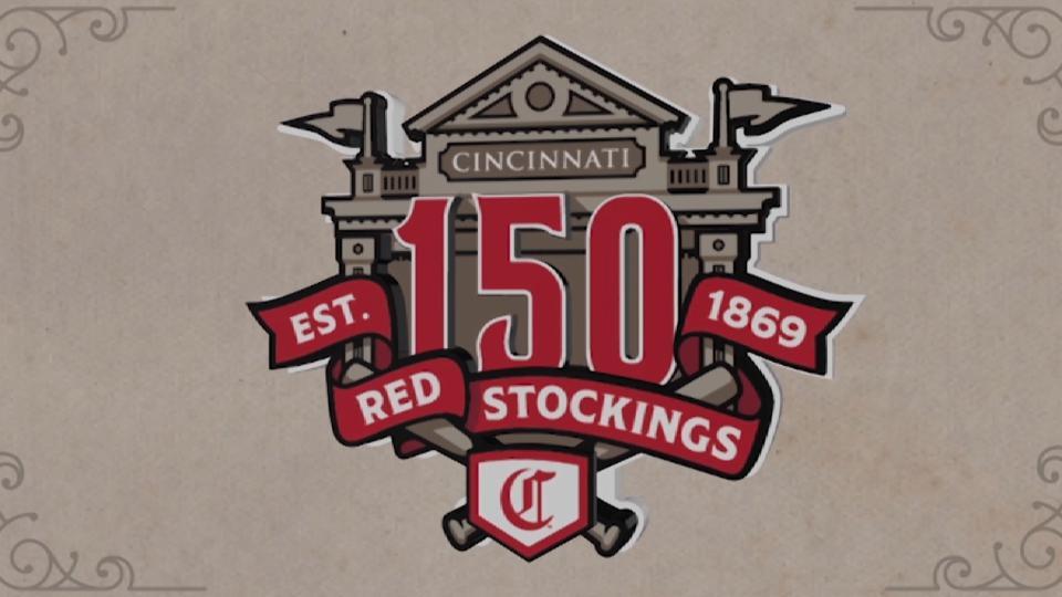 Reds celebrate 150th anniversary