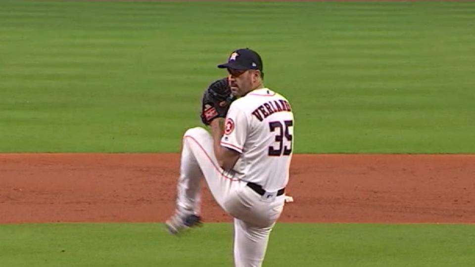 Verlander's Cy Young candidacy