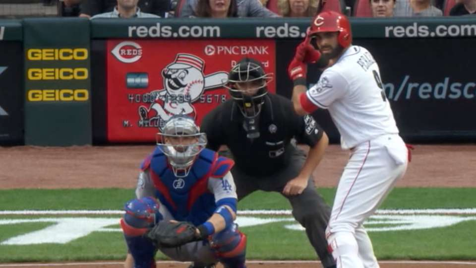 Bell on Reds' young core