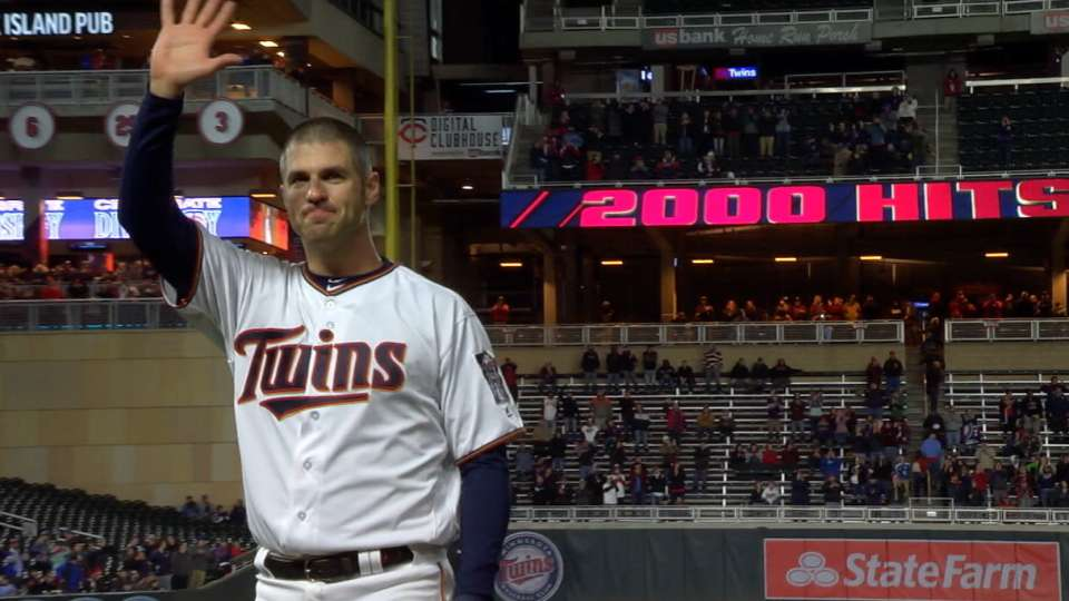 Update on Mauer's future