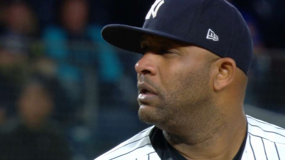Yankees sign Sabathia to one-year deal