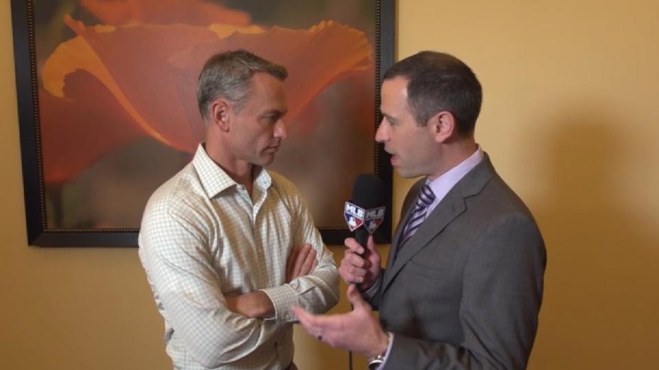 GM Meetings: Jed Hoyer