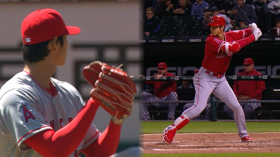Will Ohtani take Rookie of Year?