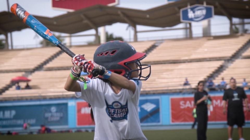 Dodgers Winter Camp Series
