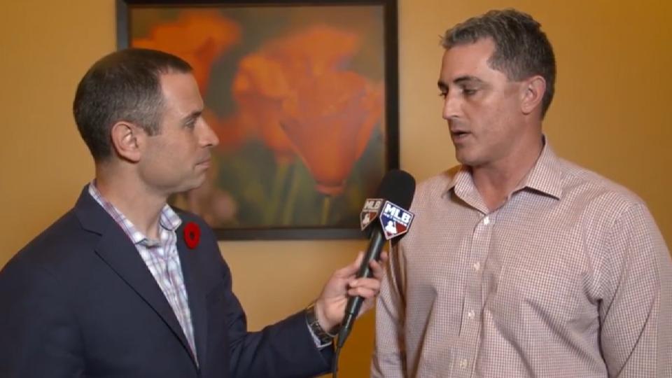 GM Meetings: Jeff Bridich