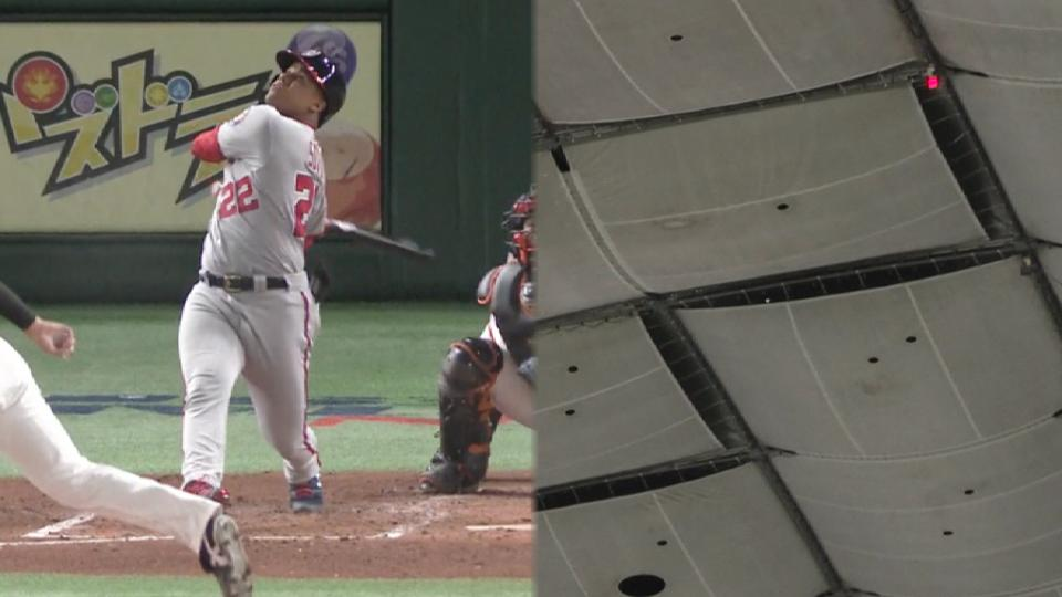 Soto raises the roof in Tokyo