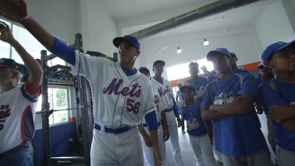Mets host Futuras Estrellas