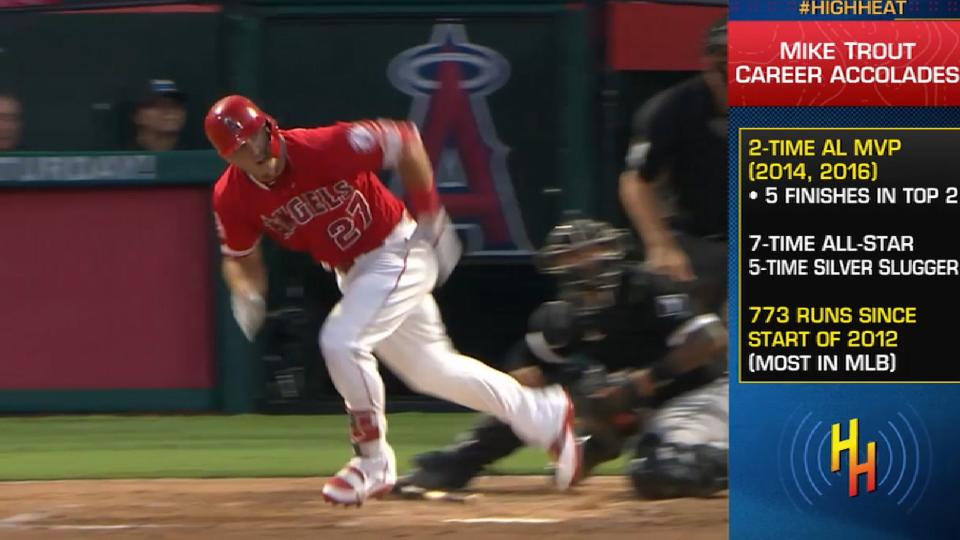 What are Halos' plans for Trout?