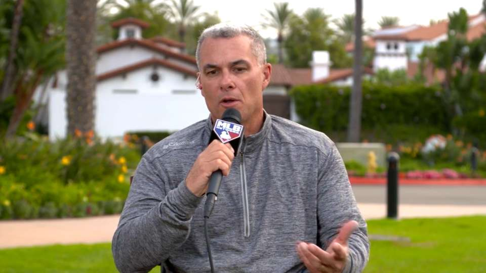 Dayton Moore joins Hot Stove