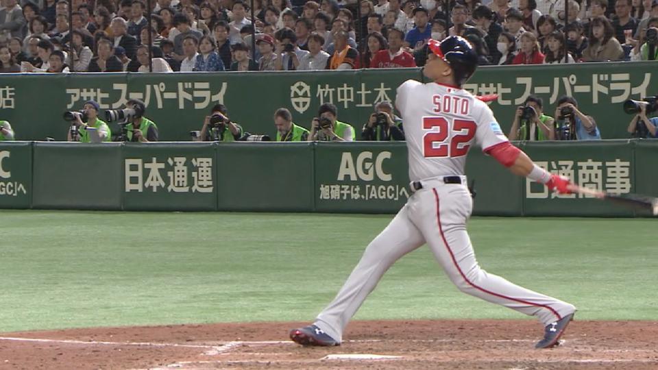 Soto's 2-run homer to take lead