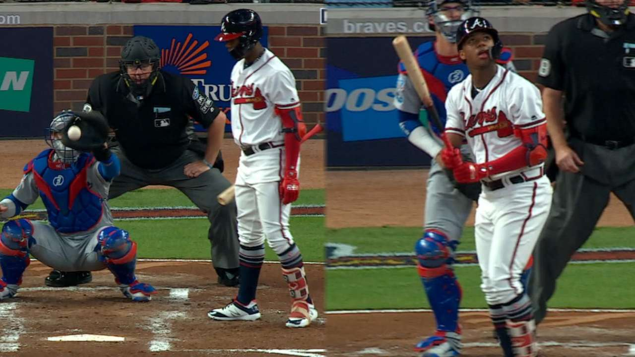 Five Fast Facts On Braves Outfielder Ronald Acuna Jr Mlbcom