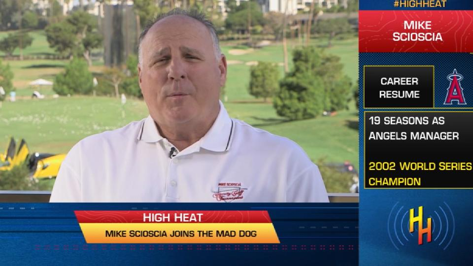 Mike Scioscia joins High Heat