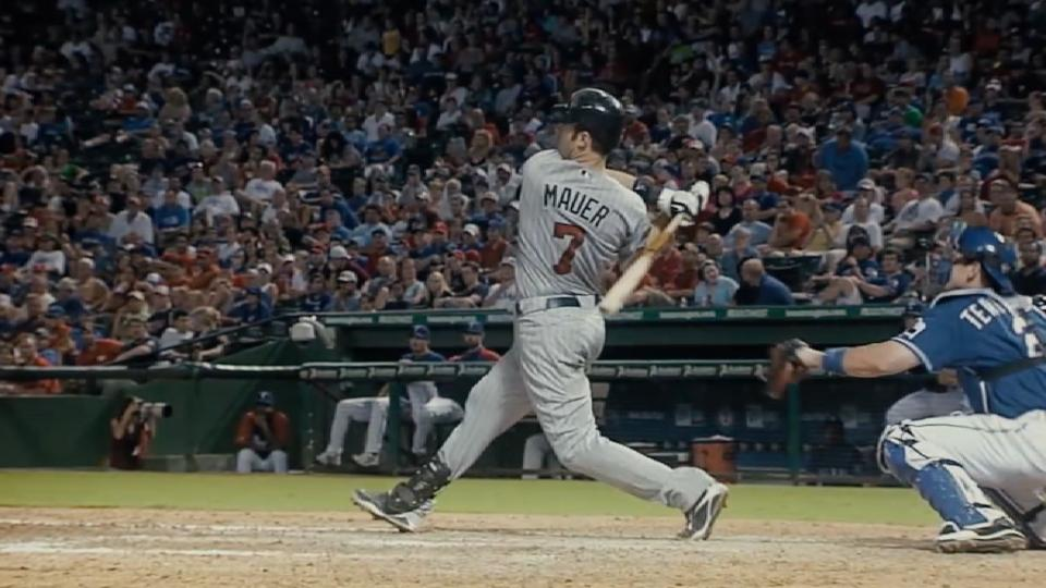 Does Mauer have a shot at HOF?