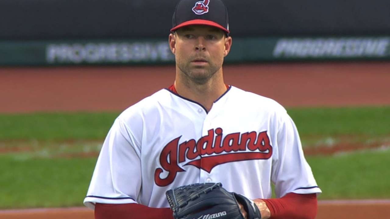 Kluber third in AL Cy Young vote